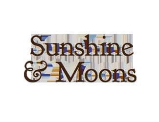 SUNSHINE AND MOONS LOGO